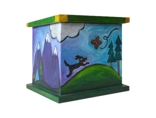 Outdoor Adventure Treats Box